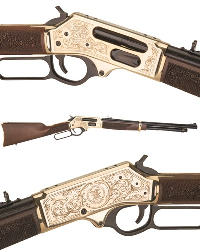 Henry Side Gate Lever Action .45-70