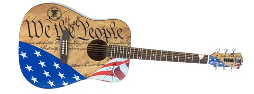 We the People guitar